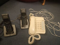 Landline/Home Phones (incl cordless) and accessories
