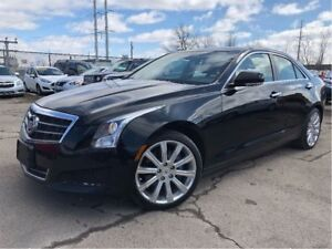 2014 Cadillac ATS 2.0L Turbo Luxury LEATHER SUNROOF