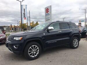 2015 Jeep Grand Cherokee Limited ~Nav ~Panoramic Roof ~RearView