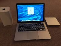 MacBook Pro airport time capsule and apple disk drive