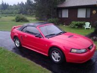 2001 Ford Mustang CONVERTIBLE NEED SOLD