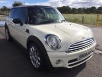 BARGAIN! Mini Cooper, auto, diesel, long MOT ready to go