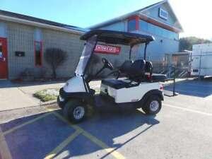 2018 Club Car Precedent 4 Passenger Golf Cart