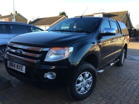 Ford Ranger 2014 Private sale No VAT!