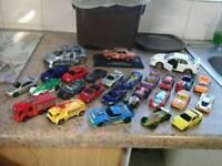 Job lot of model cars