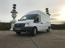 *** £25 A WEEK ON FINANCE ***2009 TRANSIT T350 115 L.W.B FULL P.S.V