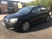 2007 TOYOTA AVENSIS 2.0 D4D T3 S FULL MOT. VERY. GOOD SERVICE HISTORY. GREAT CONDITION FOR YEAR.
