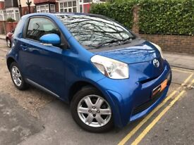 2010 Toyota IQ Blue Automatic AirCon , Parking sensors, Low tax and cheap to run
