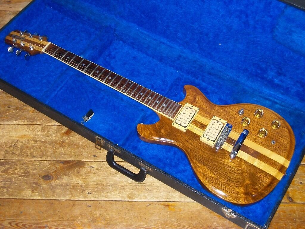 Gretsch BST-5000 Model 8250 USA 1979 Dimarzio pickups with coil ...