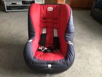 Britax Eclipse child car seat ECE R44/04