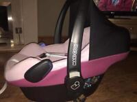 Maxi-cost car seat