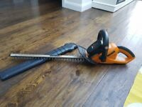 Cordless hedge trimmer **REDUCED PRICE**