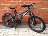 Ridgeback MX 20 Boys Mountain Bike matte black