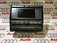 VW Phaeton Sat Nav , TV , Control Unit , Head unit 3D0035007