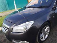 Vauxhall Insignia Hatchback 2009 MK 1 2.0 CDTi 16v SRi 5dr - (Mileage 76395)