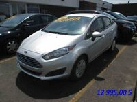 2014 FORD FIESTA ***INSPECTÉ PAR FORD 132 POINTS ***