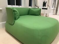 Designer Italian Daybed Chair
