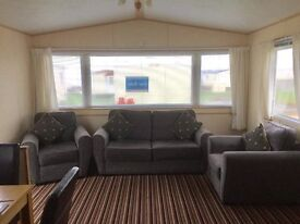CHEAP CARAVAN FOR SALE ON SEA VIEW PARK IN NORTHUMBERLAND.