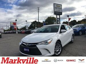 2015 Toyota Camry LE - 36,395 KMS - ONE OWNER TRADE