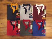 SuperDry Men's Polo T-Shirt For wholesale Only