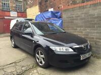 SPARES OR REPAIRS MAZDA 6 2.0 TURBO DIESEL NON RUNNER