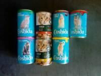 FREE - tins of cat food