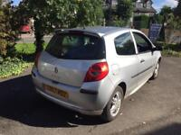 2007 Renault Clio 1.2 - runs and drives well - spares or repairs