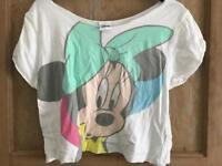 C Minnie Mouse t shirt 12