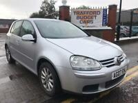 Vw golf. 2007 1.9 Tdi. 5 door, full service history, no issues cheap car best engine.