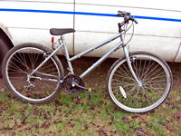 "LADIES 26"" WHEEL MOUNTAIN BIKE SHIMANO GEARING FULLY SERVICED READY TO GO"