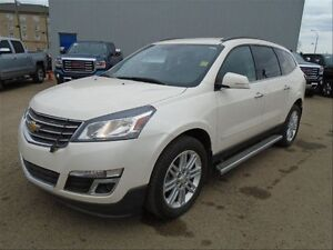 2015 Chevrolet Traverse Touch screen heated seats rear cam