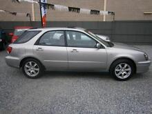 2004 SUBARU IMPREZA RS 2.5 P PLATE FRIENDLY NOW ONLY $6,999 Hampstead Gardens Port Adelaide Area Preview