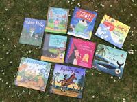 Julia Donaldson book collection