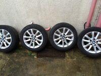 Bmw e46 alloy wheels