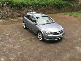 £20/WK FANTASTIC EXAMPLE!! 2010 (10) VAUXHALL ASTRA SRI 1.8 PETROL MANUAL NEW MOT ALLOYS