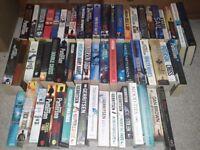 Fiction Crime/Thriller books