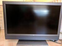 """37"""" Sony Bravia KDL-37P3020 + chromecast £60"""