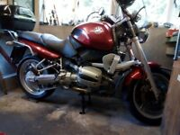 REAL CLEAN BMW R1100Rpx for sit up bike of similar value