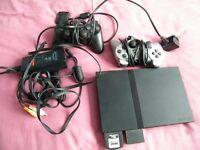 PS2 in original box.