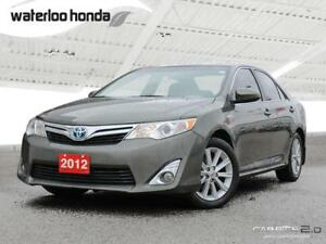 2012 Toyota Camry Hybrid XLE Bluetooth, Hybrid with Michelin...