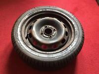 Ford Fiesta Steel Wheel 195/50R15