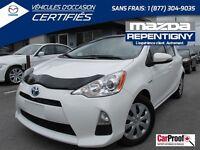 2012 Toyota Prius c Base (CVT)/AUTO/AIR/BLUETOOTH/CRUISE