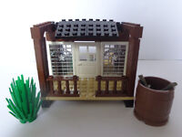 Vintage / Retro Lego Sheriff office with accessories - Bargain price