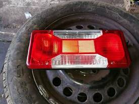 Iveco Driverside Rear Lamp