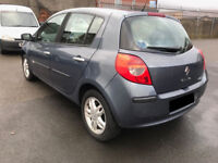 Renault Clio 1.6 VVT Dynamique 5dr 2006 - 2 Owners, 70K Miles, 2 keys, 12 MON...