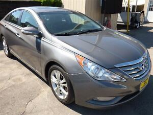 2011 Hyundai Sonata LIMITED & Navigation & LEATHER & REAR CAM &
