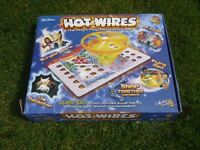 Hot wires electronics game by John Adams