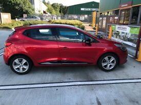 Renault Clio 1.2 Dynamique Medianav 2014 2year AA warrenty from Aug 18