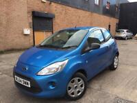 2015 Ford ka 1.2 petrol 3 door hatchback 12 month mot genuine low mileage