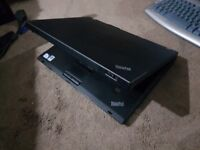 LENOVO LAPTOP / THINK PAD LAPTOP FOR SALE - SPARES OR REPAIRS